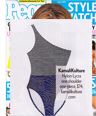 KamaliKulture One Shoulder Mio