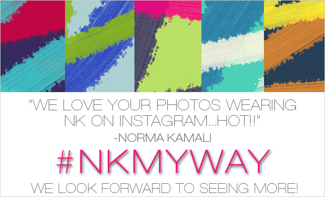 #NKMYWAY