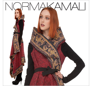 One of a Kind Afghani Blanket Coat