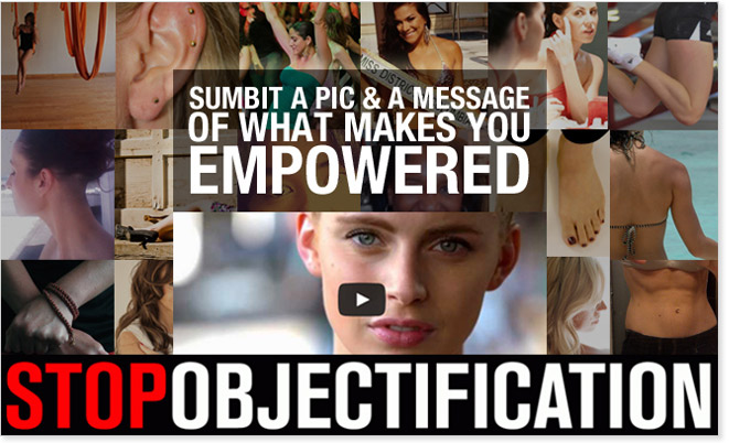 STOP OBJECTIFICATION
