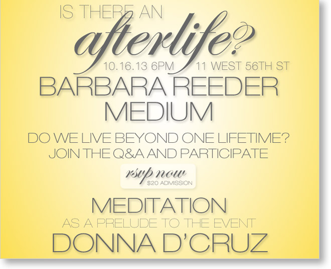 BARBARA REEDER EVENT