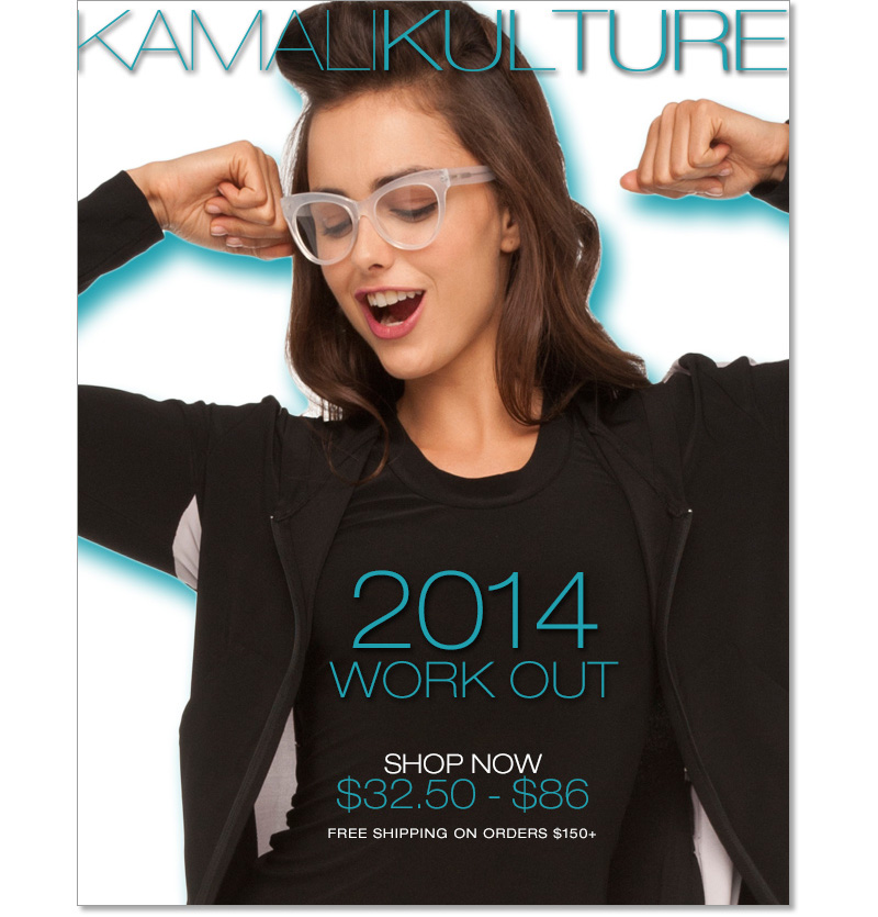 KamaliKulture 2014 Work Out