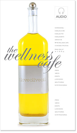 The Wellness Cafe site