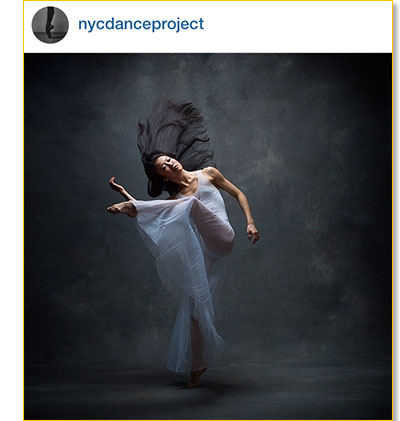 ACTIVE in nycdanceproject