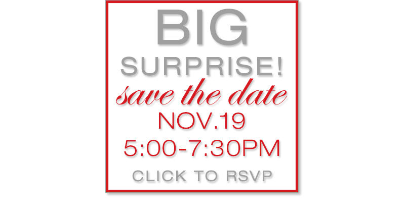 Save the Date: Nov.19